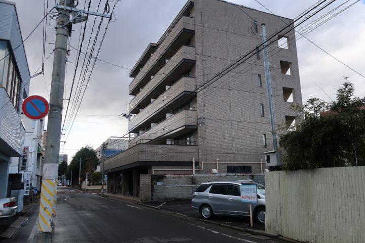 福島市 一棟マンション
