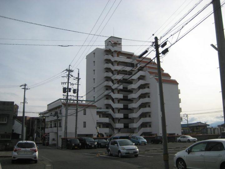 松本市 一棟マンション